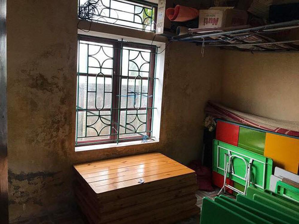 trẻ em, trường mầm non, bạo hành, buộc dây, cửa sổ, Nam Định, bảo mẫu, tin8