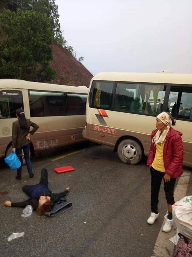 tai nạn giao thông, hành khách, bị thương, nghiêm trọng, tin8, Móng Cái, Hạ Long, Quảng Ninh