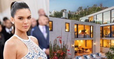 """""""Soi"""" bên trong căn biệt thự 144 tỷ siêu hoành tráng của """"chân dài đắt giá"""" Kendall"""