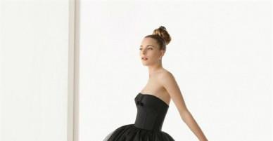[CHÙM ẢNH] Những mẫu váy cưới màu đen đẹp ngấy ngây khiến các cô dâu mới phát cuồng