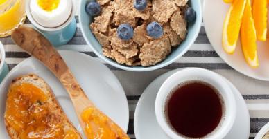 Top 10 thực phẩm bạn nên ăn vào bữa sáng