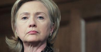 Bà Hillary Clinton mắc chứng bệnh bất lực ngôn ngữ?
