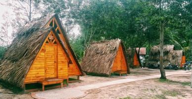 Trải nghiệm cảm giác cắm trại trong lều du mục nhân dịp 2-9