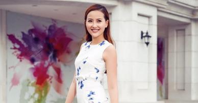 Khánh Ngân team Phạm Hương được mời tham dự tuần lễ thời trang danh tiếng tại Mỹ với tư cách sao hạng A
