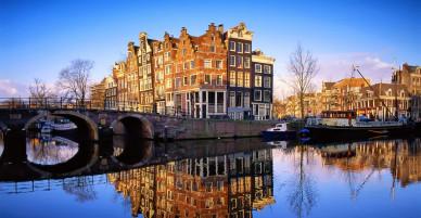 """Những khác biệt chỉ có ở """"thiên đường hạ giới"""" Hà Lan"""
