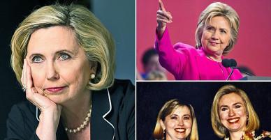 Người phụ nữ chuyên đóng giả Hillary Clinton