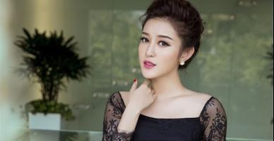 Những mỹ nhân Việt diện đầm ren xuyên thấu siêu quyến rũ