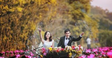 Đồng hoa súng Suối Yến - điểm đến mới dành cho những ai yêu hoa, mê chụp ảnh