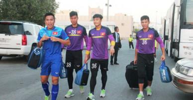 U19 Việt Nam liên tiếp bị nước chủ nhà chơi xấu trước trận tứ kết lịch sử