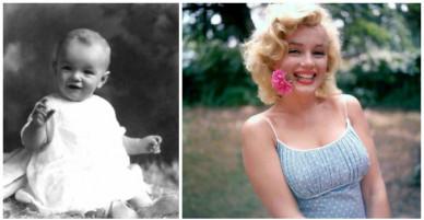 10 điều bất hạnh ít người biết về biểu tượng quyến rũ Marilyn Monroe
