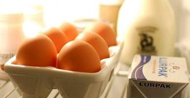 Lý do các chuyên gia khuyên rằng chúng ta không nên để trứng ở cửa tủ lạnh