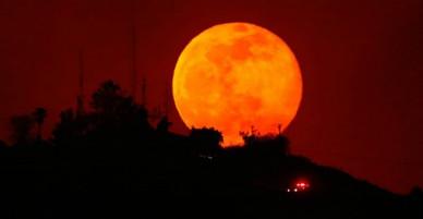 """Mách bạn thời gian hoàn hảo để ngắm """"siêu trăng thế kỷ"""""""