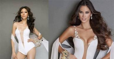 Đại diện Việt Nam tại cuộc thi Miss Supranational bắt chước hình ảnh Hoa hậu Venezuela
