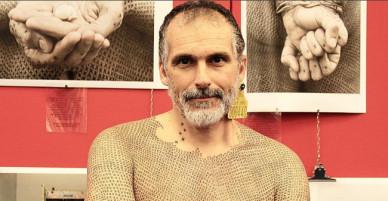 Lý do lạ lùng của người đàn ông xăm 40.000 hình giống hệt nhau lên cơ thể