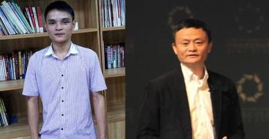 Trung Quốc: Chàng trai phẫu thuật giống tỷ phú Jack Ma