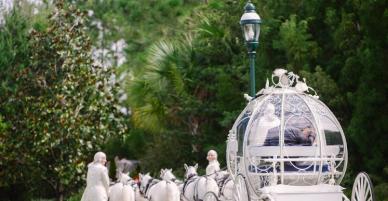 Cuối cùng thì bạn đã có thể có một đám cưới kỳ diệu tại Disney World
