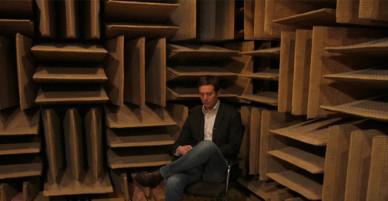 Không ai có thể ở trong căn phòng im lặng nhất thế giới quá 45 phút