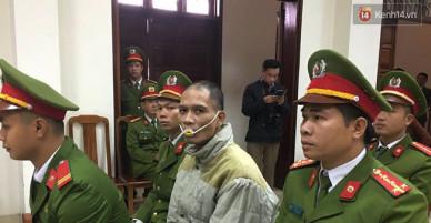 Chủ tọa đọc nhầm án tử cho kẻ sát hại 4 bà cháu ở Quảng Ninh