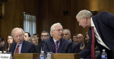 Thượng nghị sĩ Mỹ ép ông Trump trừng phạt Nga