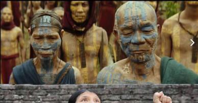 """Người phụ nữ Việt 'diễn sâu' trong trailer """"Kong: Skull Island"""""""