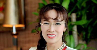 Việt Nam lần đầu có nữ tỷ phú USD tự thân