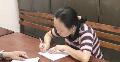 Bảo mẫu hành hạ trẻ ở Sài Gòn: 'Tôi chỉ đánh nhẹ để bé không ói'