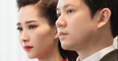 Trong lễ rước dâu, mẹ chồng chỉ nói 1 câu mà hoa hậu Thu Thảo đã nghẹn ngào khóc nấc