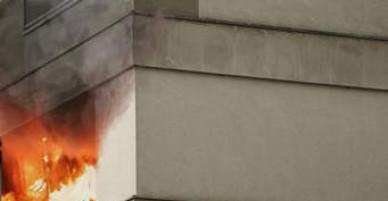 Cháy lớn ở trường Đại học Bách Khoa Tp.HCM