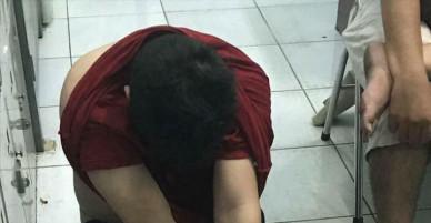 Vụ trộm SH tại Sài Gòn: Chính thức công bố 2 nghi can