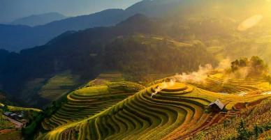 10 điểm đến đẹp nhất Châu Á. Bất ngờ khi Việt Nam có 2 điểm đến gần sát chân bạn