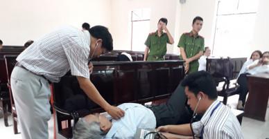 Nguyễn Khắc Thuỷ viện cớ tuổi cao sức yếu để tránh thi hành án 3 năm tù giam, người dân bí mật quay clip vạch trần
