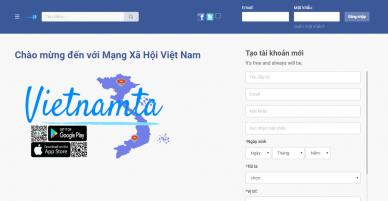 Vietnamta: Mạng xã hội mới sẽ tồn tại song song với Facebook sau luật An Ninh mạng