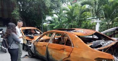 3 tháng sau vụ cháy chung cư Carina, công ty bảo hiểm đùm đẩy trách nhiệm khiến người dân tiếp tục lao đao