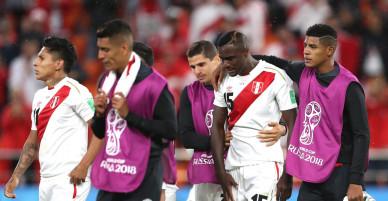 Những đội tuyển phải xách vali về nước sớm ở World Cup 2018