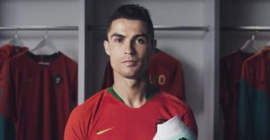 Vũ khí mới của Ronaldo cho trận đại chiến với Uruguay ở World Cup 2018