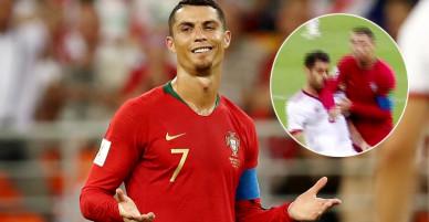 [Video]: Tổng hợp những pha chơi xấu ở World Cup 2018