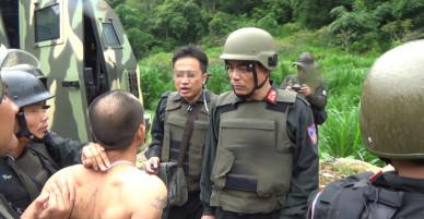 [Video]: Nín thở xem lại hành trình vây bắt 2 tên trùm ma tuý đang bị truy nã