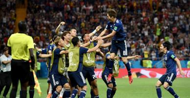 Dù thua trên sân bóng nhưng Nhật khiến thế giới nể phục vì hành động này ở phòng thay đồ trước khi về nước!t