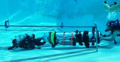 Giải cứu đội bóng Thái Lan: Tàu ngầm mini của tỷ phú Mỹ sẵn sàng hoạt động cho đơt giải cứu cuối cùng