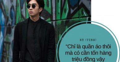Rich kids Việt Nam: Chiếc áo không làm nên thầy tu. Bộ đồ gần trăm triệu không khẳng định giá trị một con người!