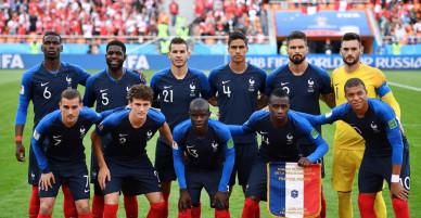 Đội Pháp đã vượt qua những gì để giành được chiếc vé vào vòng chung kết World Cup 2018?