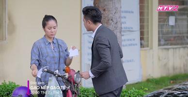 Gạo nếp gạo tẻ tập 35: Công muốn tự do bên nhân tình, tìm đến tận công ty để ép Hương ly hôn.
