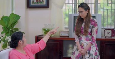 Gạo nếp gạo tẻ tập 39: Bà Mai cấm cản con gái yêu đại gia, chuyện kì lạ gì đang diễn ra?