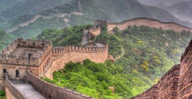 Vạn Lý Trường Thành và 9 điểm du lịch nổi tiếng thế giới sắp biến mất