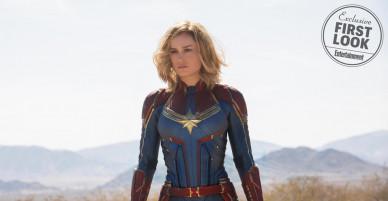 Captain Marvel (2019): Lộ diện tạo hình cực chất của siêu nữ anh hùng đầu tiên trong phim