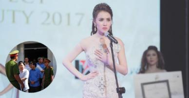 Triệu tập đại gia chi tiền tỷ để mua dâm Á hậu Thư Dung nhưng khi bị bắt lại chỉ nộp phạt 500.000 đồng.