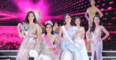 """Sau khi đăng quang Hoa hậu, Trần Tiểu Vy bị cư dân mạng """"bóc mẽ"""" quá khứ."""