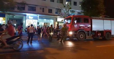 Sau vụ cháy lớn ở Đê La Thành, chung cư tiếp tục xảy ra hỏa hoạn nhưng nguyên nhân lại khiến người khác ngã ngữa