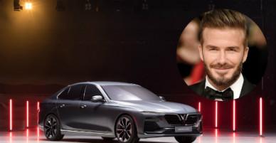 Ông Phạm Nhât Vượng không ngại tay chi tiền khủng để mời bằng được David Beckham làm gương mặt đại diện cho Vinfast