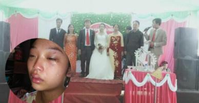 16 tuổi mang thai rồi làm mẹ, cô gái bị chồng đánh trọng thương kể cả khi đang mang bầu ở những tháng cuối